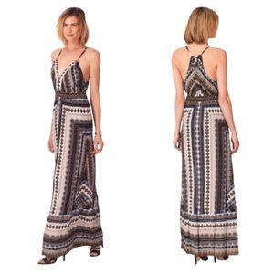 Hale Bob Floriana Maxi Dress- Medium